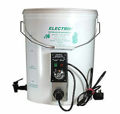 Electrim Mashing Bin - Boiler - Home Brew - Beer Making - All Grain home brewing