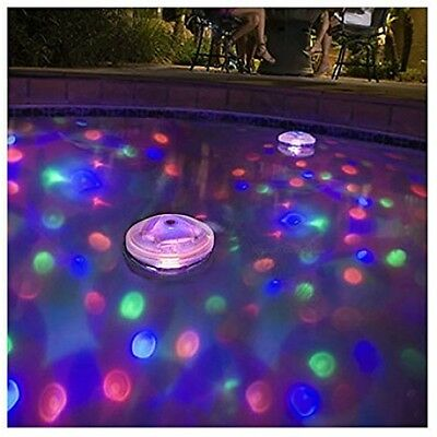 Bath Light Multi-Color Changing Underwater Led Swimming Pool Tube Kids Show Spa