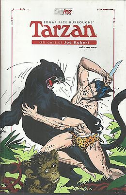 TARZAN di JOE KUBERT vol. 1 ed. Magic Press Sconto 40%