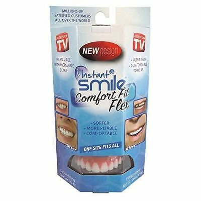 Instant Smile Cosmetic Teeth Fake Tooth Cover Dental False Natural Snap Perfect