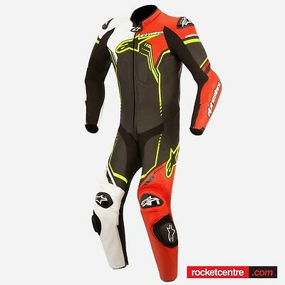 2017 Alpinestars Gp Plus Red Yellow One Piece Suit Was £899.99 Now £659.99