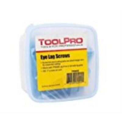 "ToolPro 3"" Eye Lag Screws (Wood Use)"