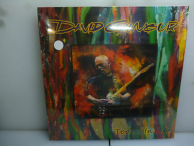 David Gilmour-Today In La. Inglewood, Usa 2016.-Grey Vinyl Lp-New. Sealed.