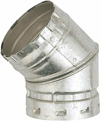 Elbow Gas Vent 45 Dgr 2wal 3in