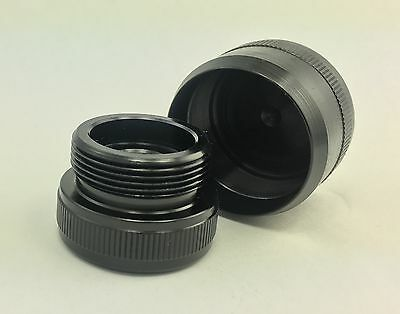 New! Maglite C Cell Cap set 1/2-28 Replacement Made from 7075 T6 Aluminum