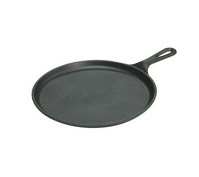 Lodge Skillet Cast Iron New Pancake Breakfast Perfect Pan Vintage, 10.5 inch