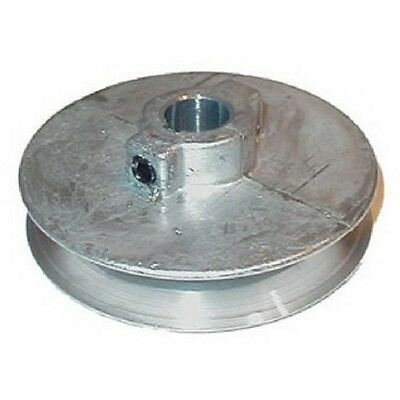 "Chicago Die Cast 300A 3"" x 5/8"" Die-Cast V-Grooved Pulley"
