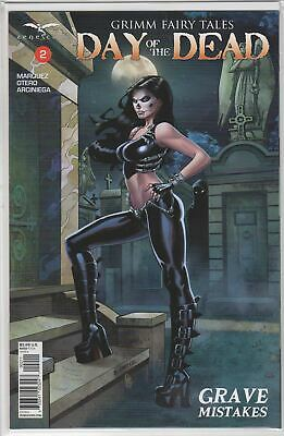 Vault 35 GFT DAY OF THE DEAD #2 Cover C NM Zenescope Comic
