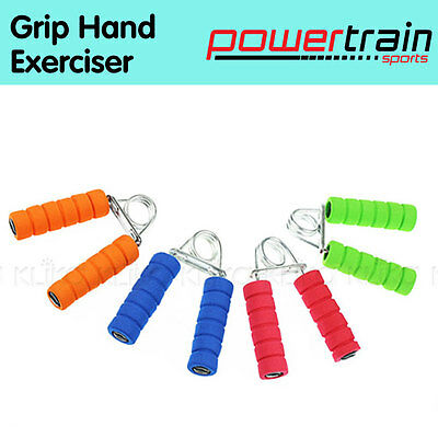 New Sports Grip Hand Grippers Wrist Fingers Strengthner Training Exercise Gym