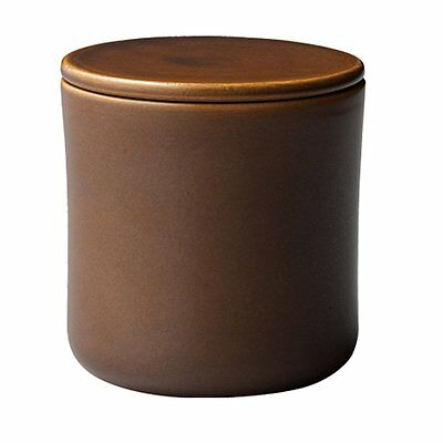 KINTO Coffee Canister SCS 600ml 0.6L Brown 27669 Porcelain from JAPAN