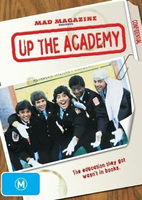 Up The Academy (DVD, 2008) Brand New, Genuine & Sealed  - Free Postage Aust D42