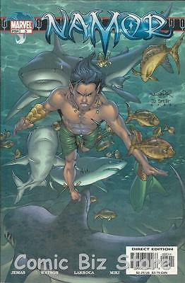 Namor Vol.2 #5 (2003) 1St Printing Marvel Comics