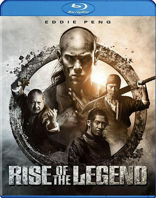 RISE OF THE LEGEND (Eddie Peng) - BLU RAY - Region Free - Sealed