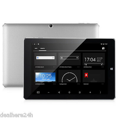 "4/64GB CHUWI Hi10 Plus 10.8"" Tableta Windows10 Android5.1 Quad Core Tablet PC ES"