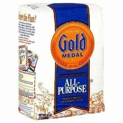 Gold Medal All Purpose Flour 907g American Baking