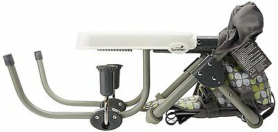 Summer Infant SecureSeat Chair And Hook On Booster