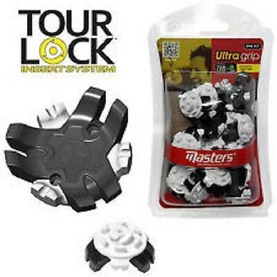 New Masters Ultra Grip golf spikes cleats studs Tour Lock 14 16 18 20 or 22