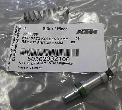 Genuine KTM Clutch Master Cylinder Piston & Seal Rebuild Kit 9.5mm 50302032100