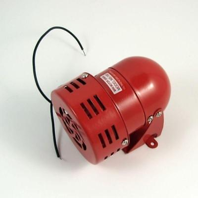 Industrial AC 110V 120dB MS-190 Alarm Sound Motor High Power Buzzer Siren