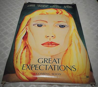 Great Expectation Original One Sheet Style Poster 1998 Gwyneth Paltrow