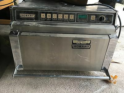 Commercial Hobart Microwave Oven