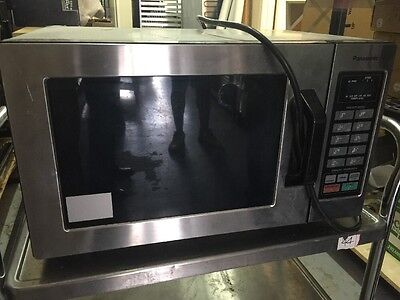 Panasonic Commercial Microwave 1000W
