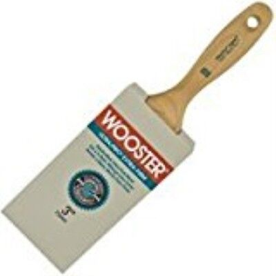 Wooster Brush 4156-3 Ultra/Pro Extra-Firm Jaguar Wall Paintbrush, 3-Inch
