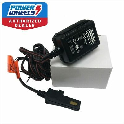 Power Wheels K7112 Fisher Price Jeep Hurricane 12 Volt Charger for Orange Top Ba