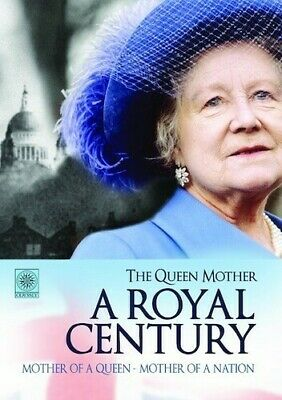 Queen Mother: A Royal Century (2017, DVD NUEVO) (REGION 1)