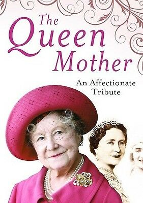 Queen Mother An Affectionate Tribute (2017, DVD NUEVO) (REGION 1)