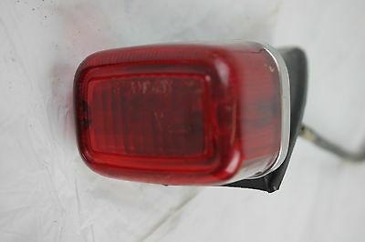 Yamaha Ty250 Ty 250 Rear Tail Taillight Back Brake Light
