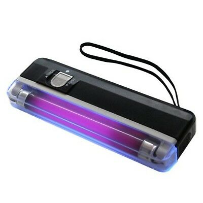Handheld UV Black Light Torch Portable Blacklight with LED NEW
