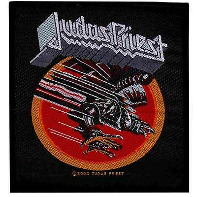 Official Licensed - Judas Priest - Screaming For Vengeance Woven Patch Metal