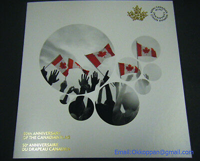 2015 Canada Flag 25 cent coloured coins Collector Card Holder Folder Canadian