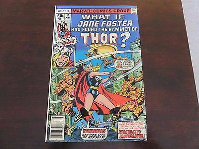What If? #10 (Aug 1978, Marvel) VF 7.5-8.0