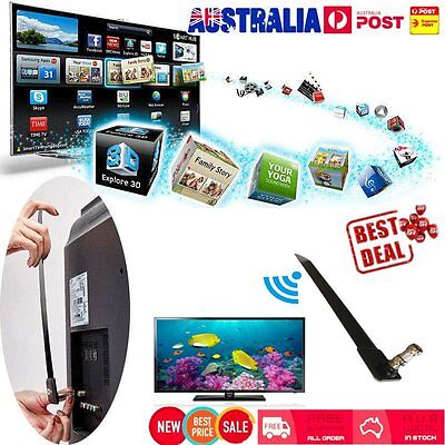 Stylish Compact Size Home TV HD TV Digital Indoor Aerial For Television A^