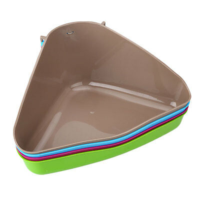 Pet Toilet Tray Box for Cat Mouse Rat Rabbit Hamster Mice Small Animal Plastic