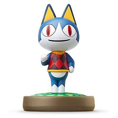 Amiibo Miracle Cat (Animal Crossing Series) Import Japan
