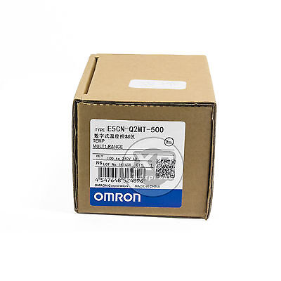 OMRON Digital Temperature Controller E5CN-Q2MT-500 100-240V NEW IN BOX US Ship