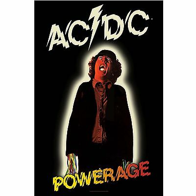 AC/DC Powerage Textile Poster Flag