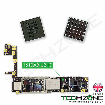 U2 Charging ic 1610A3 Chip for iPhone 6 6 Plus SE iPhone 6S 6S Plus Power IC