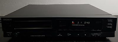 Sony Cdp-550 Lettore Cd Compact Disc Player - Dual D/a Converter