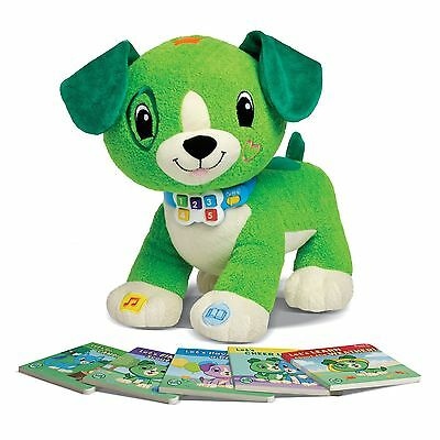 LeapFrog Read with Me Scout Green