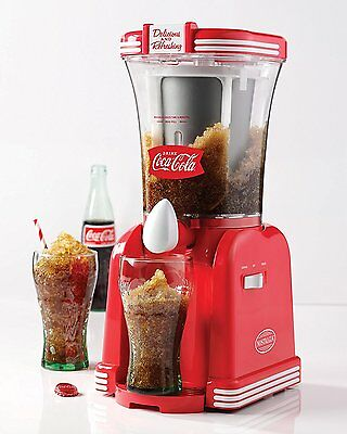 Frozen Drink Maker Slush Slushie Machine Ice Slurpee Shaver Beverage Juice Mixer
