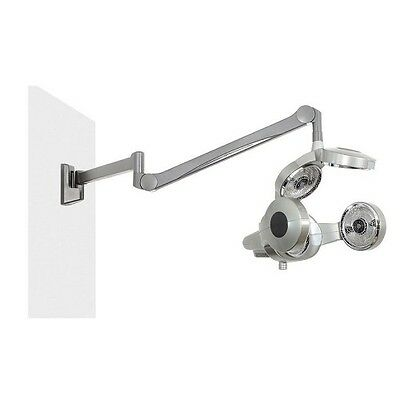 Comair Lampe à infrarouge S33 argent titane avec Support mural