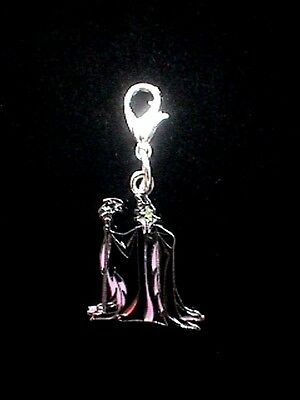 Disney Villian Maleficent Clip-On Charm EXCLUSIVE To US