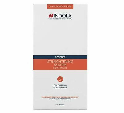 INDOLA designer designer silkstraight 2 - 2 x 200 ml