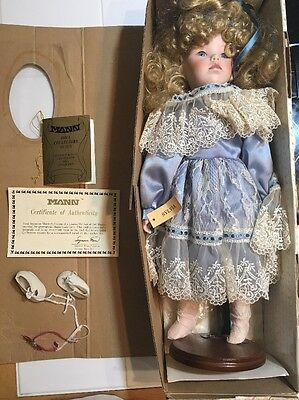 SEYMOUR MANN's Connoisseur Doll Collection (Sylvia) Only 2500 Made.