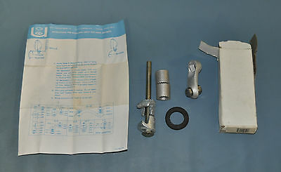 1930's 40's Unity Fog Driving Road Light Mounting Hardware NOS B Bracket