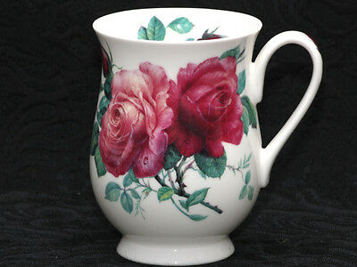 ROY KIRKHAM ENGLISH ROSE Fine Bone China ELEANOR Mug #1a
